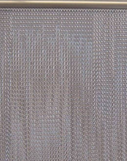 Chain Link Screen ~ Chain link window fly screens insect screen