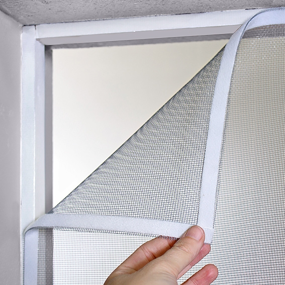 how to make fly screens for windows