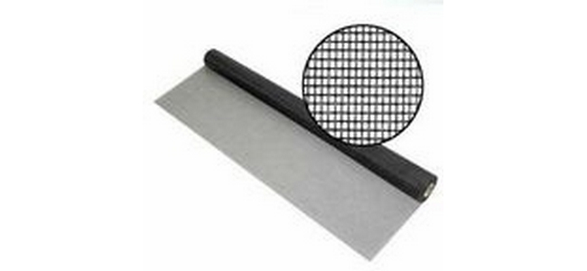 Fly Screen Mesh on the Roll - 1.2 metres wide