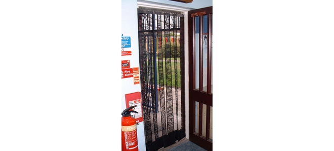 Heavy Duty Mesh Strip Fly Screen Door Curtain