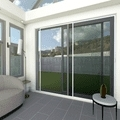 Sliding Door Fly Screen System