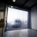 PVC Plastic Strip Curtains -  Warehouse Standard