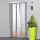Mesh Strip Door Insect Screen Curtain - 130cm x 230cm