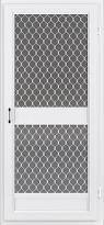 Heavy Duty Aluminium Frame Door Fly Screen
