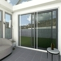Sliding Patio Door Fly Screen - Professional Fit